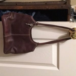 Fossil hand bag brown